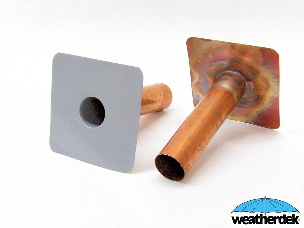 Waterproof Decking Accessories Deck Waterproofing